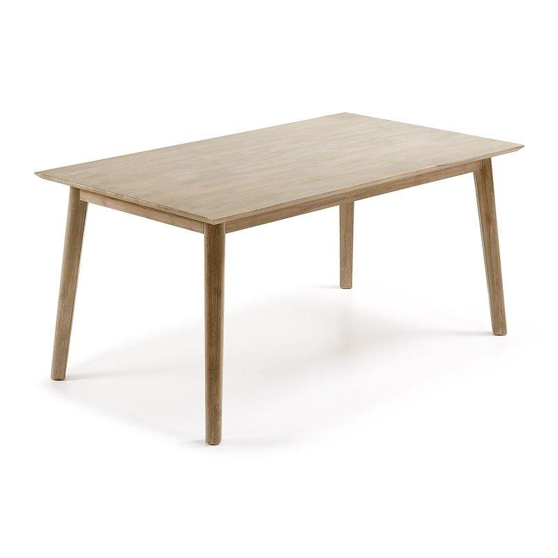 Moderne eettafel hout Wonder bestellen  Onlinedesignmeubel.nl