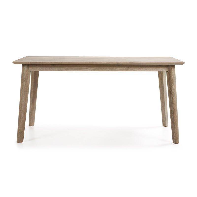 Moderne eettafel hout wonder bestellen - Eettafel moderne ...
