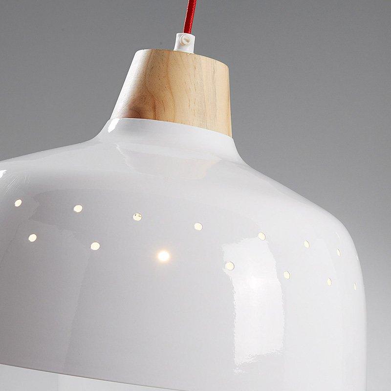 Witte hanglamp modern Blog W bestellen  Onlinedesignmeubel.nl