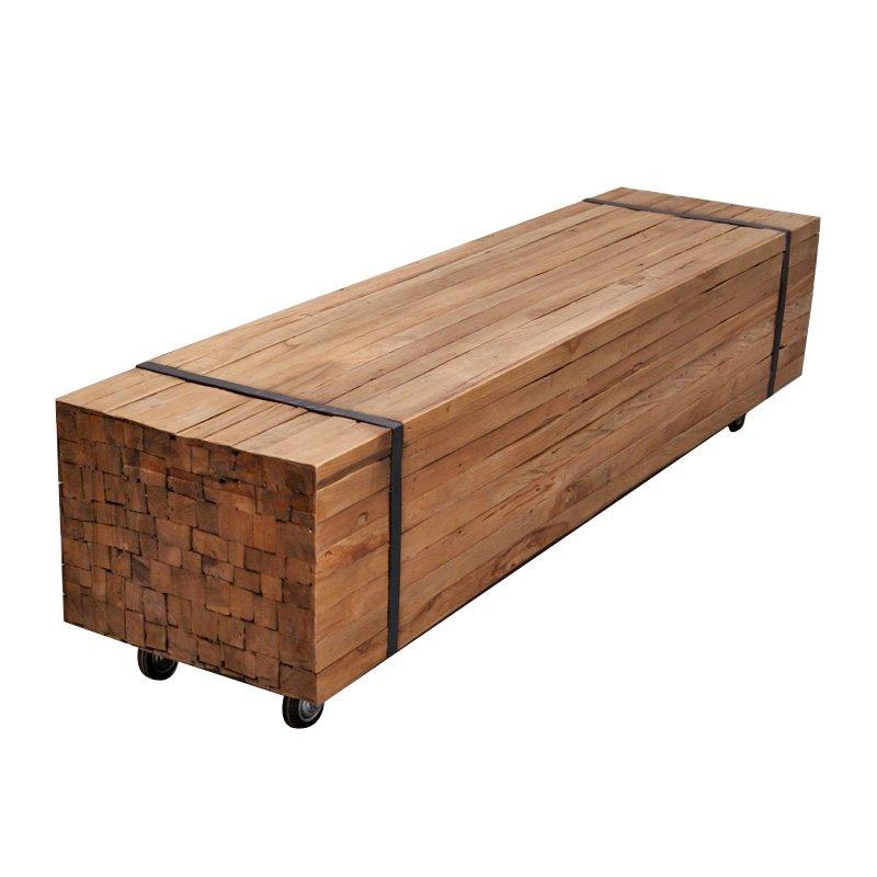 Home > Kasten > TV-meubels > Balken tv-meubel Jut