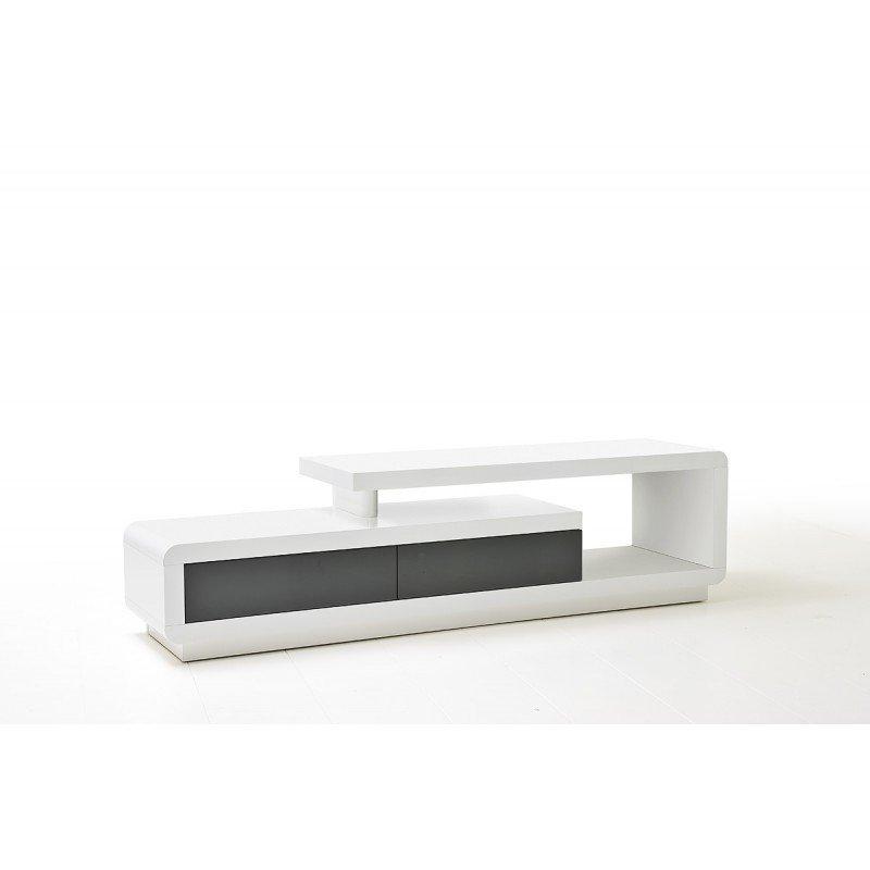 Hoogglans design Tv lowboard