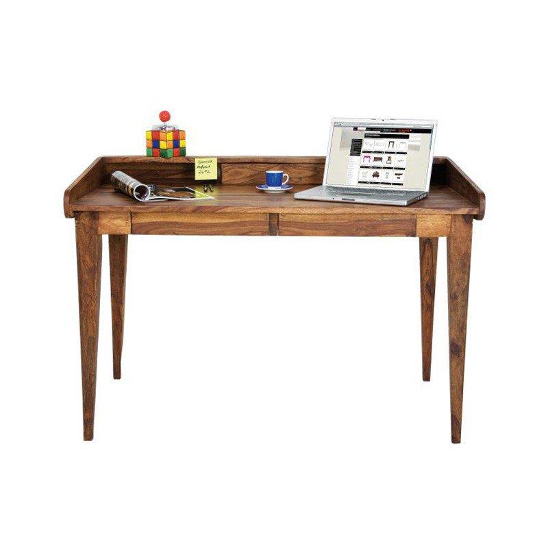 Elegant houten bureau Kare