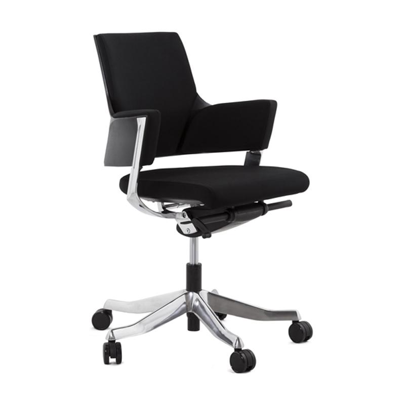 Draaibare design bureaustoel