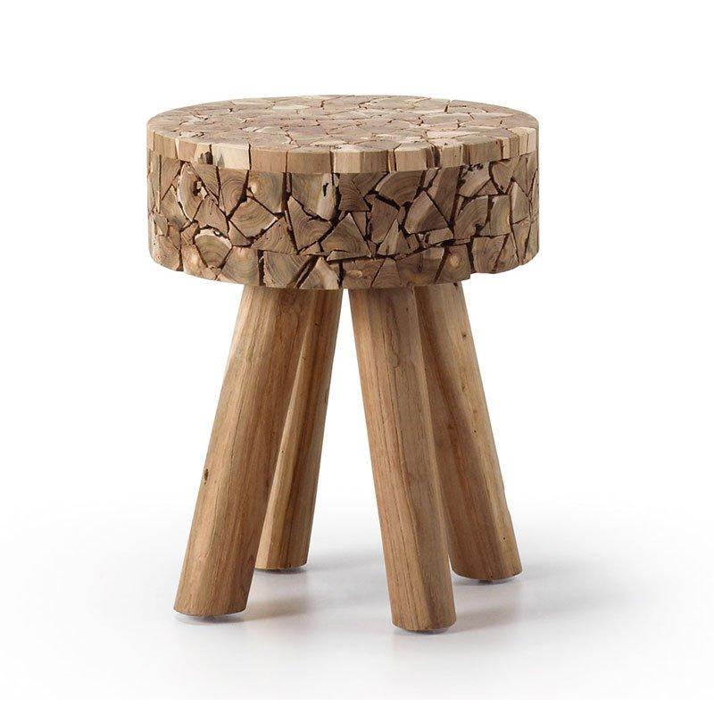 Bijzettafeltje hout kopen online internetwinkel for Bijzettafeltje design
