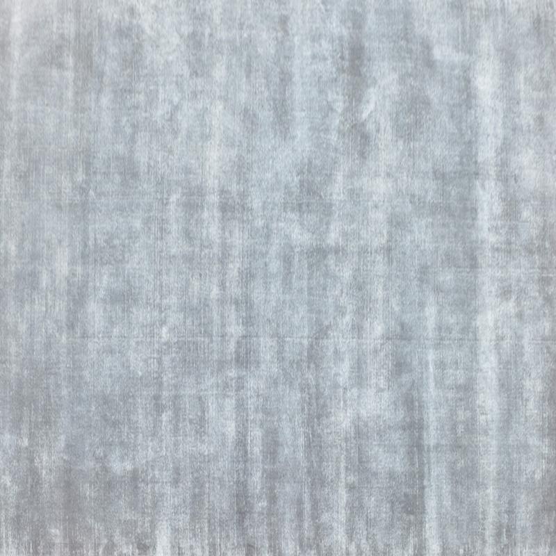 Viscose grijs vloerkleed