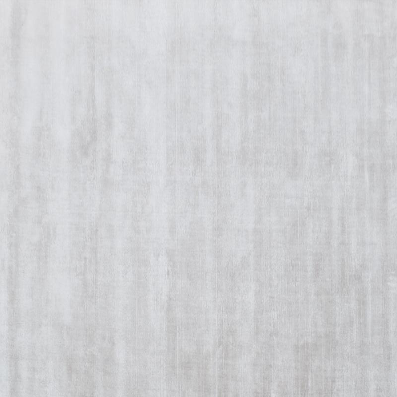 Viscose zilver vloerkleed