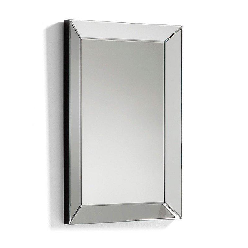 Moderne spiegel met spiegellijst laforma anel - Moderne spiegels ...