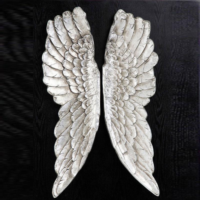 wanddecoratie engelenvleugels kare design 3d wings lumznl