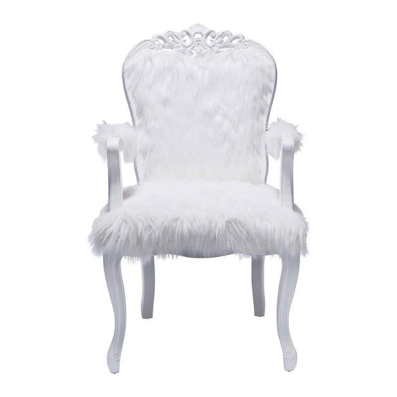 Barok Fauteuil Wit.Barok Fauteuil Wit Romantico Fur Onlinedesignmeubel Nl