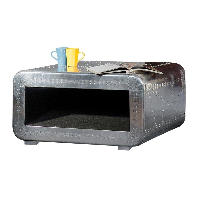 Aluminium salontafel Lavis Witold