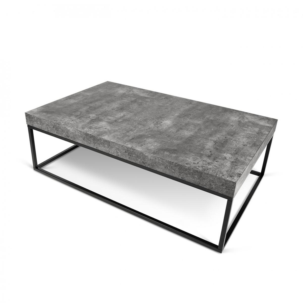 Betonlook salontafel 120 cm