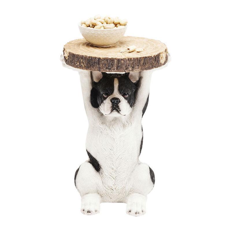 Bijzettafel dieren hond