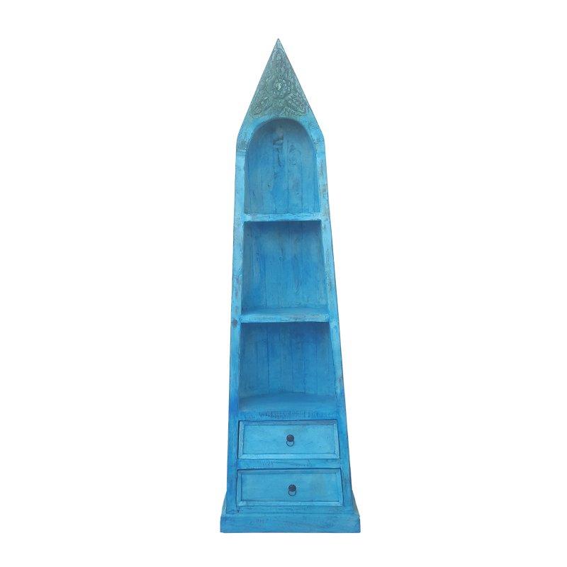 Blauwe kast Lavis Brahma 58