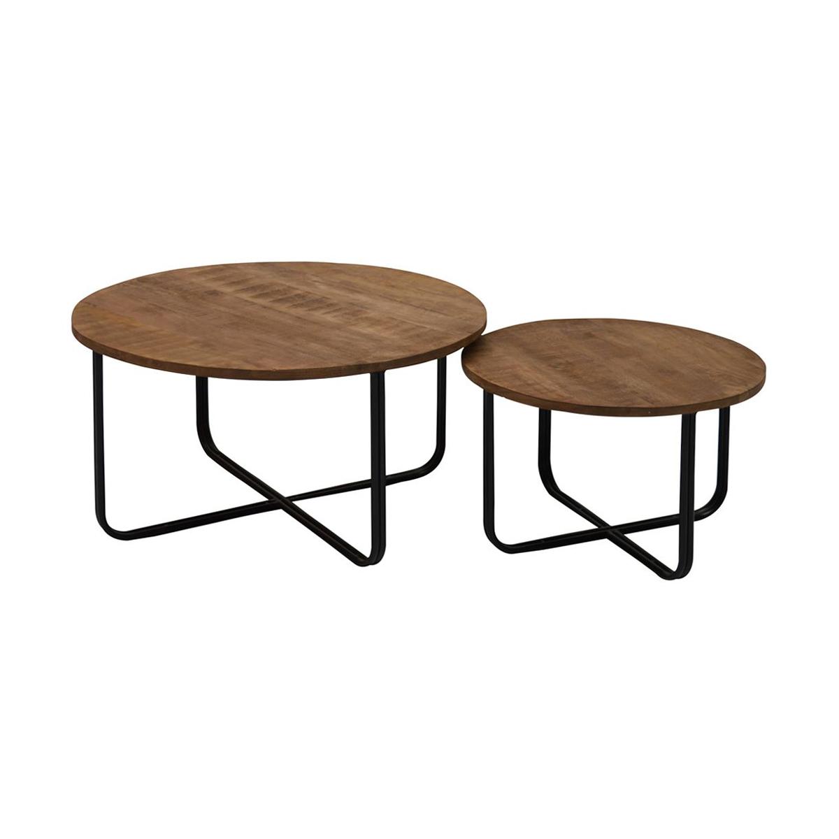 Salontafelset hout
