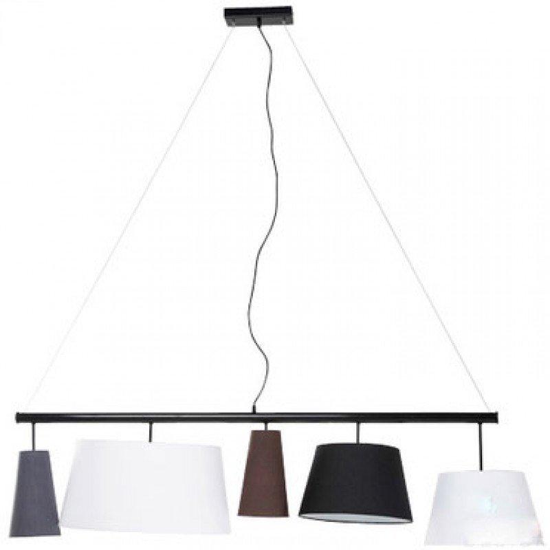 Design hanglamp Parecchi Zwart 140