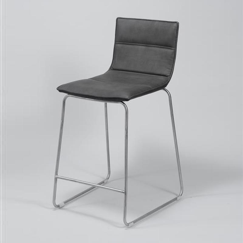 Design barkruk Giani Canario zwart