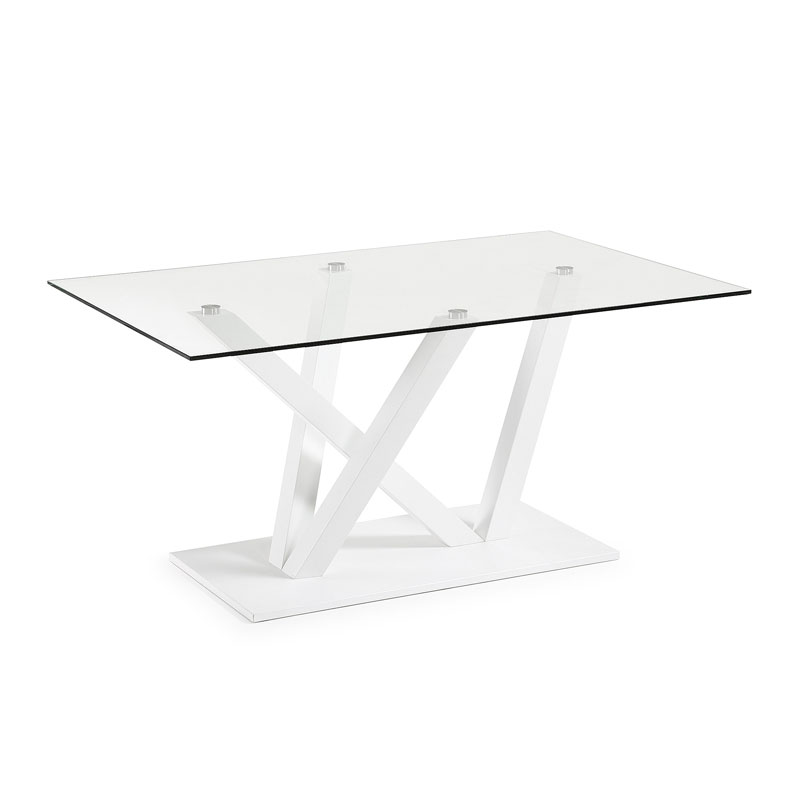 Design eettafel wit
