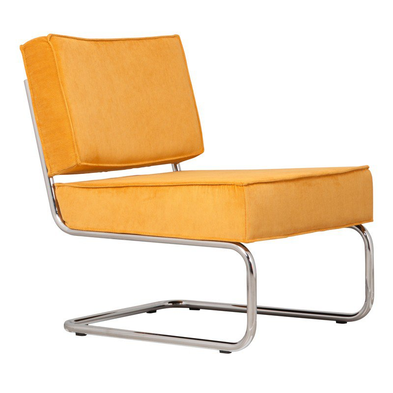 Design fauteuil ribstof