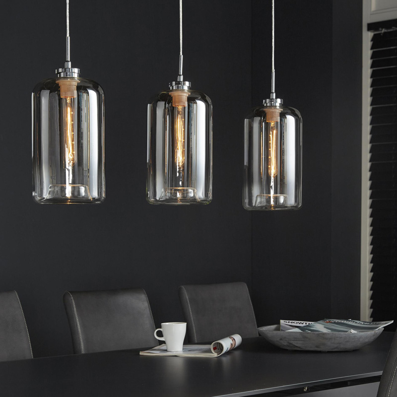 design hanglamp glas santa bergamo. Black Bedroom Furniture Sets. Home Design Ideas