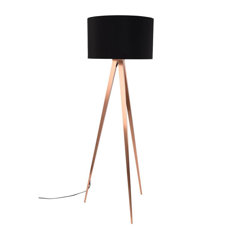 Design lamp koper
