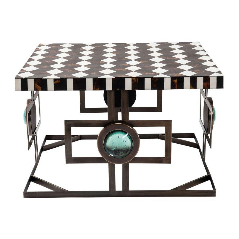 Design salontafel art deco Musivo