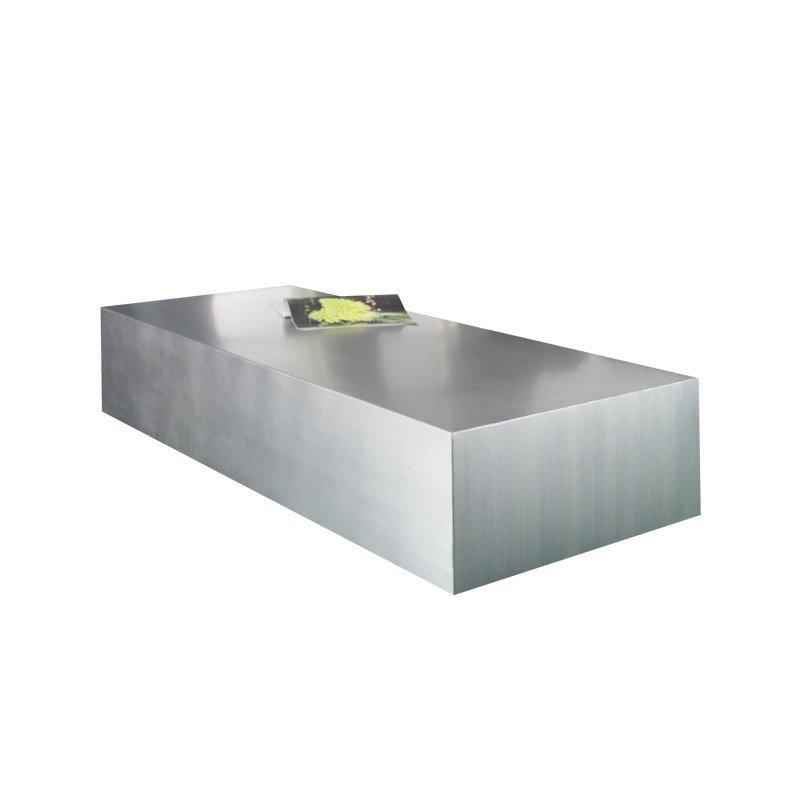 Design salontafel RVS Giani Rosi R