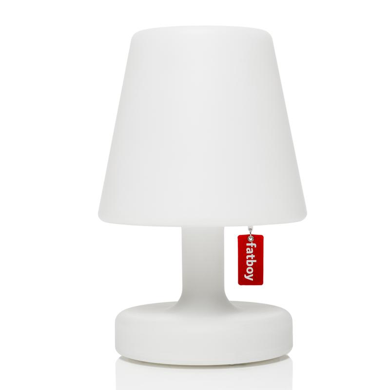 Kleine eigentijdse tafellamp wit