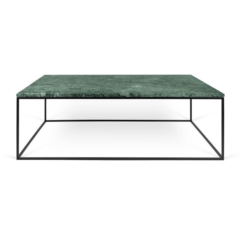 Groene salontafel marmer 120 cm