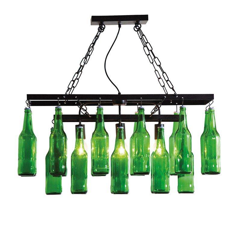 Hanglamp Beer Bottles