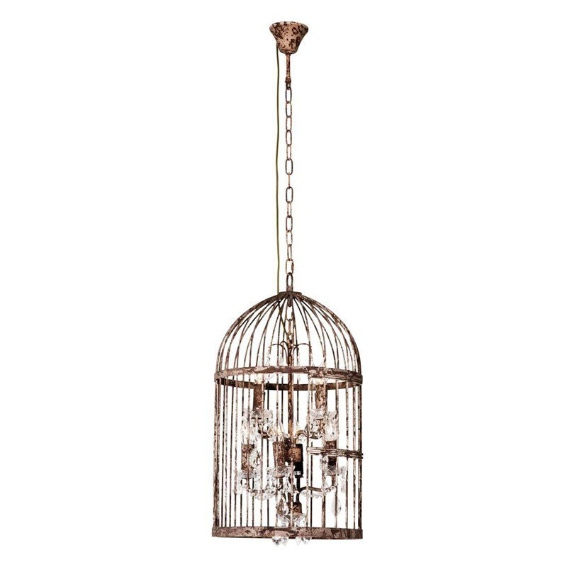 Hanglamp Cage Chandelier 40