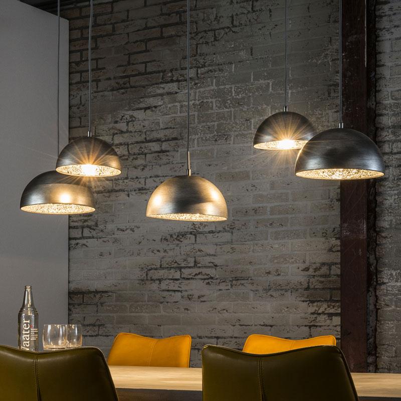 Hanglamp metaal 5L