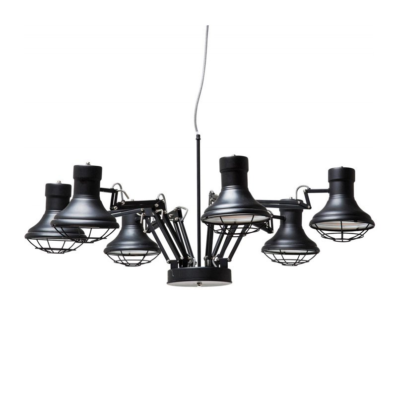 Hanglamp Spider Multi 6L