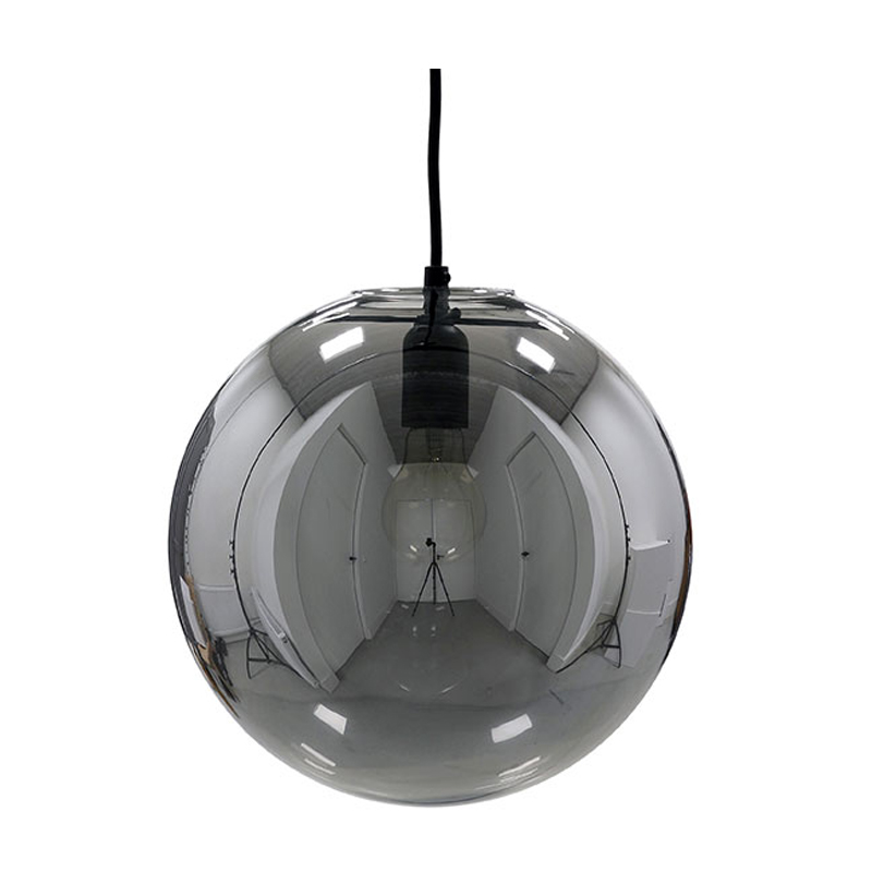 Bedwelming HKliving   Glazen bol hanglamp   VOL5013   LUMZ &QZ82