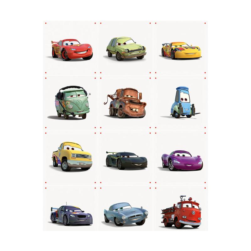 Wanddecoratie cars autos