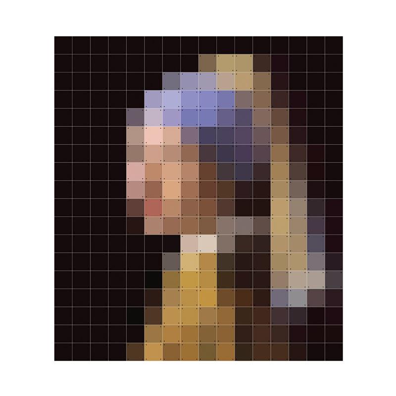 Pixel decoratie