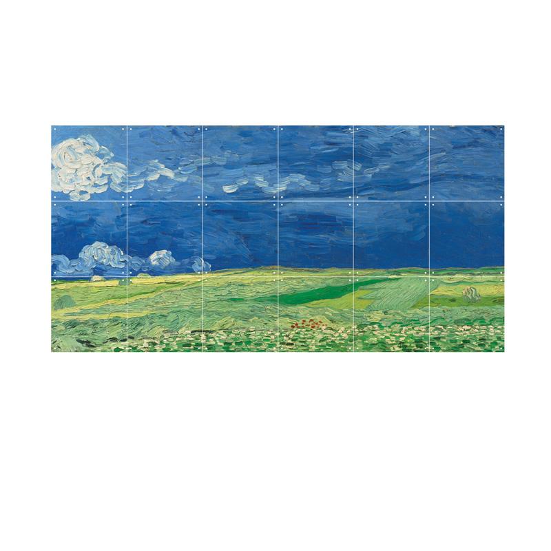 Van Gogh decoratie