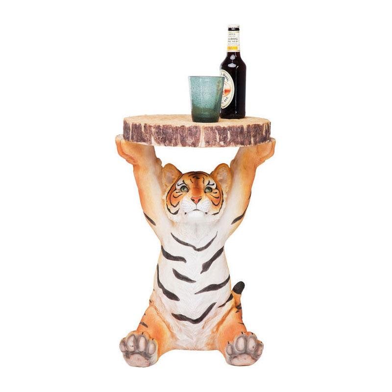Bijzettafeltje tijger