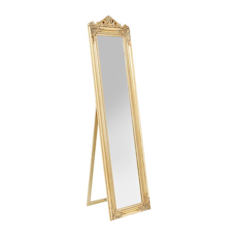 Staande Design Spiegel.Staande Spiegel Barok Stijl