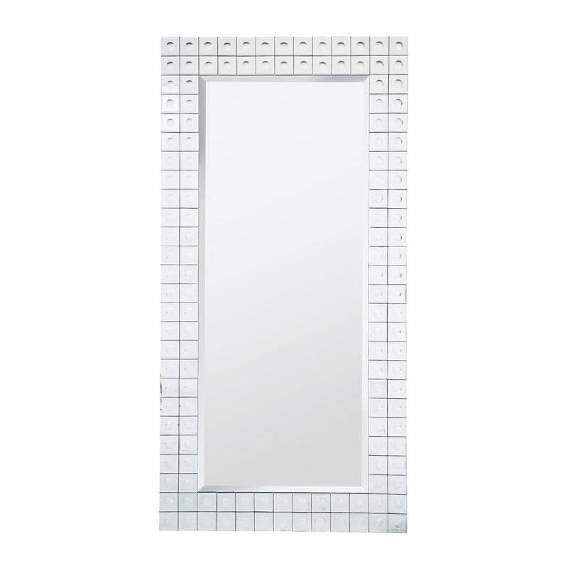Spiegel bubbeldecoratie