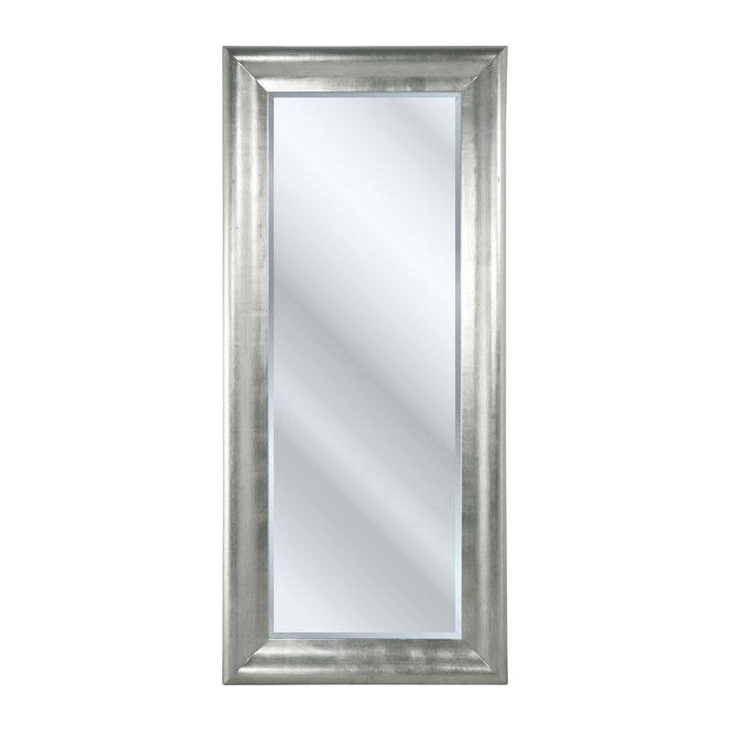 Chique spiegel zilver