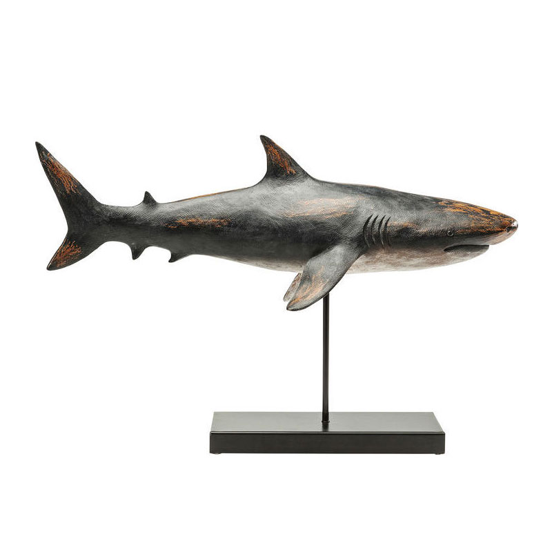 Decoratie haai