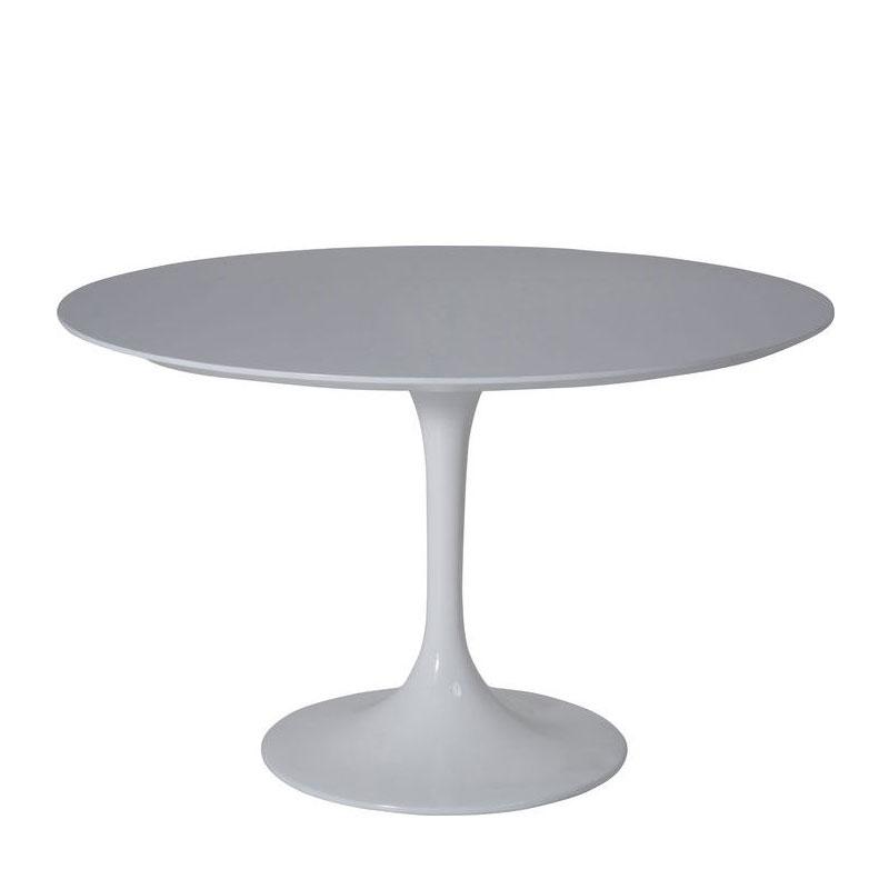 Witte Eettafel Design.Kare Design Invitation Witte Ronde Eettafel Lumz
