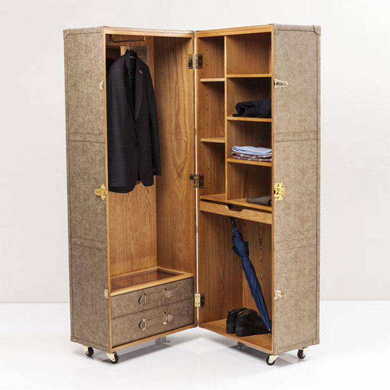 Koffer garderobekast