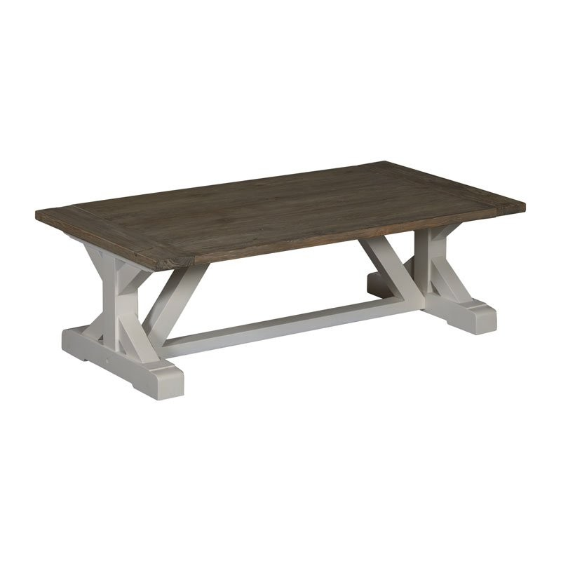 Landelijke salontafel