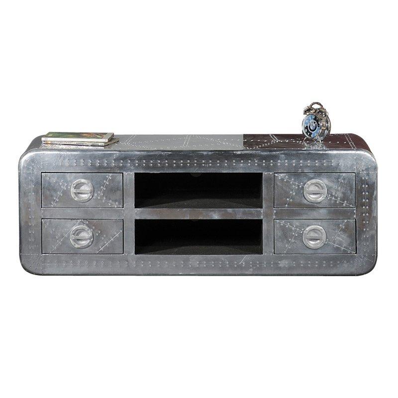 Lavis aluminium tv-meubel Witold 145