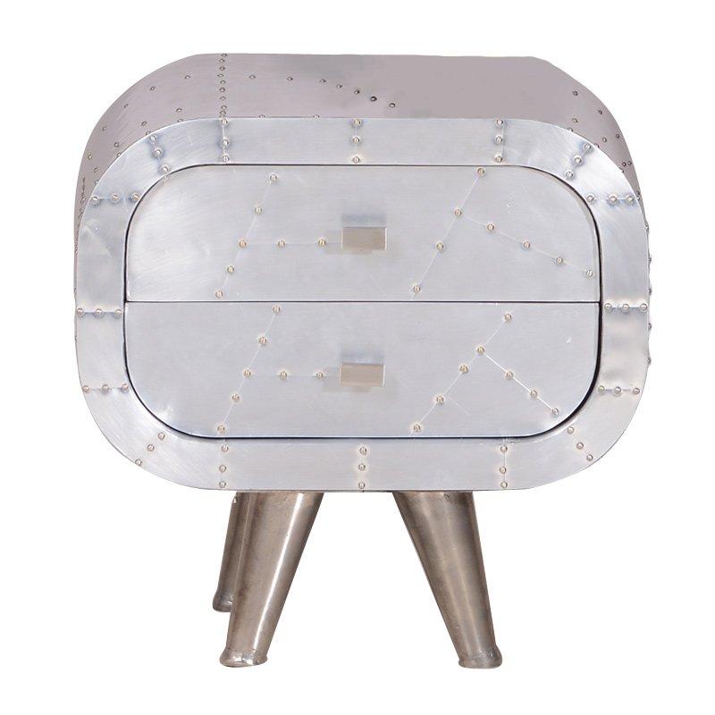 Nachtkastje metaal Lavis Fem 2L