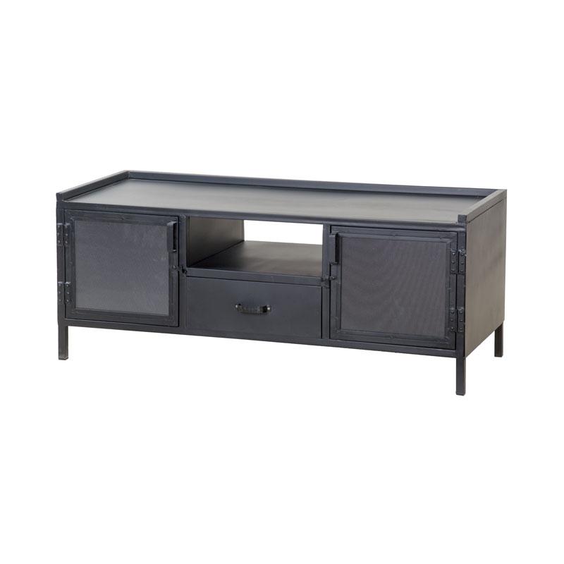 Metalen tv-meubel 130 cm