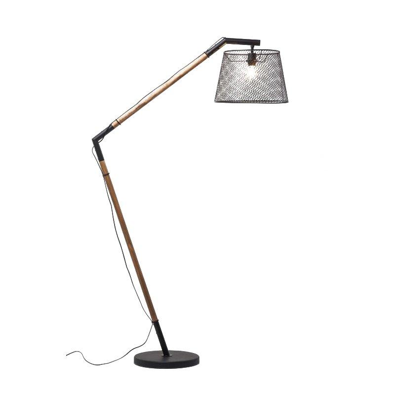 Moderne vloerlamp Net Flex