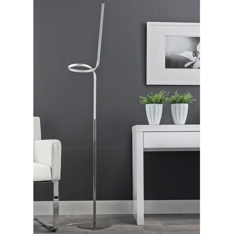 Moderne vloerlamp Santa Ricciolo