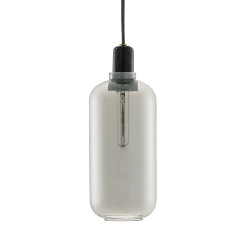 Glazen design hanglamp